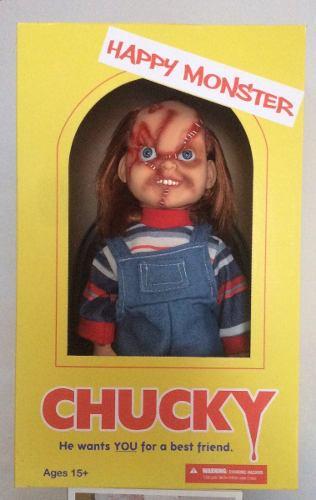 Muñeco Chucky Happy Monster 36 Cm + Envío Gratis