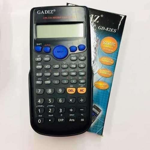 Paquete De 10 Calculadora Científica Gadiz Modelo Gd-82es