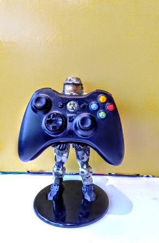 Porta Mando Halo Master Chi Xbox/ Playstation /psp /celular
