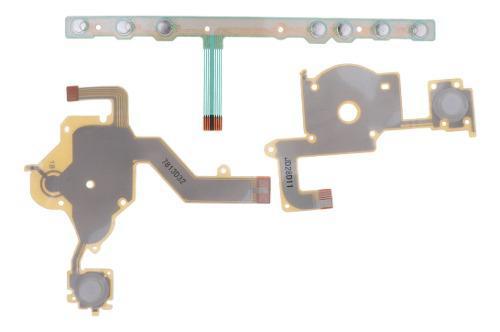 Repuestos L / R Trigger Shoulder Button Flex Cable Para Psp