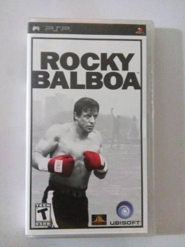 Rocky Balboa Psp Playstation Trqs