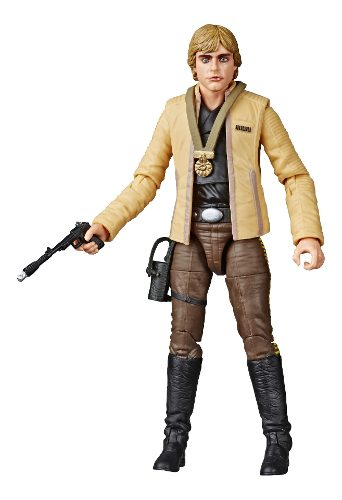 Star Wars E9 Black Series Luke Skywalker Yavin Ceremony