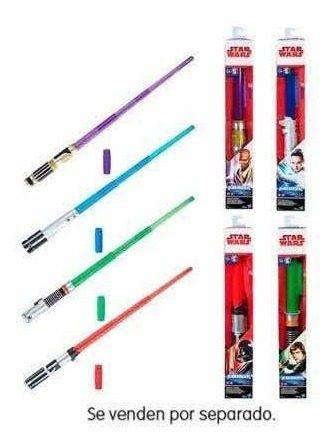 Star Wars Sable De Luz Bladebuilders Luke, Darth Vader, Rey