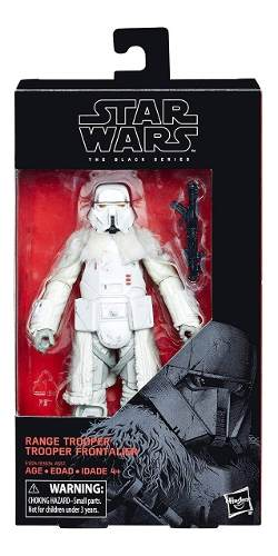 Star Wars Trooper Frontalier Black Series Hasbro