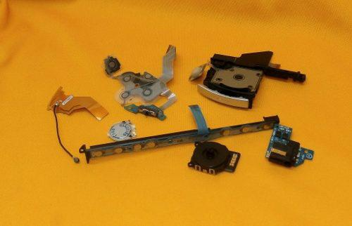 Tarjeta De Audio Joystick Membranas Y Otros Para Psp Ipp6