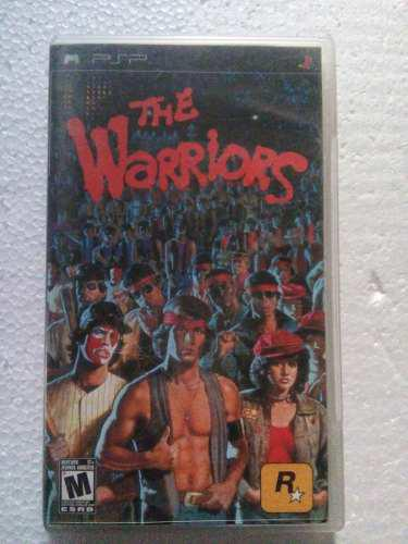 The Warriors Psp Playstation Los Guerreros