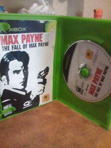 Un Juego De Xbox Clasico Max Payne 2