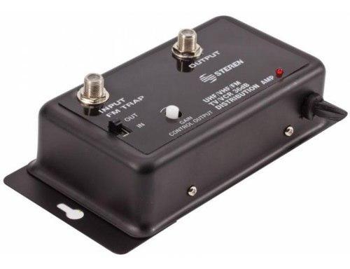 Amplificador De Señal(Booster) 35db, 75 Ohms, 2w Bos-800