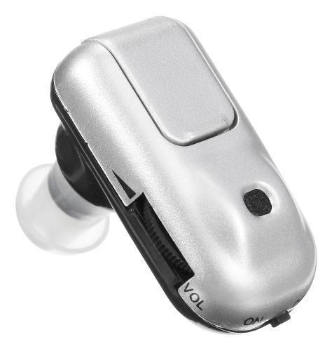 Amplificador De Sonido Ajustable Micro Plus Mini Audífonos