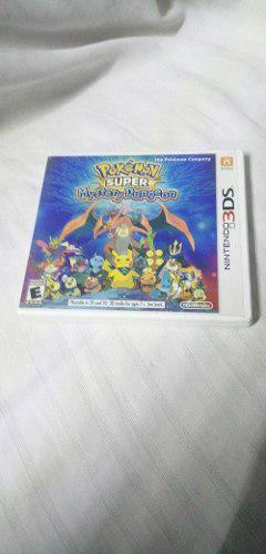 Juego De Nintendo 3ds Pokemon Super Mystery Dungeon