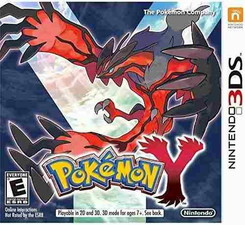 Juego Pokémon Y Para Nintendo 3ds Standard Edition Sellado