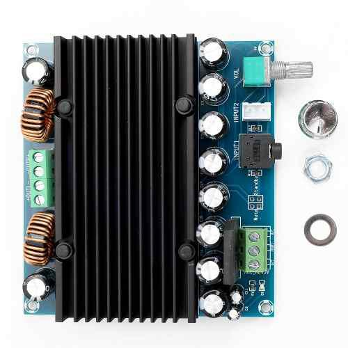 Tda8954 Hifi 210w * 2 Amplificador Digital De Alta Potencia