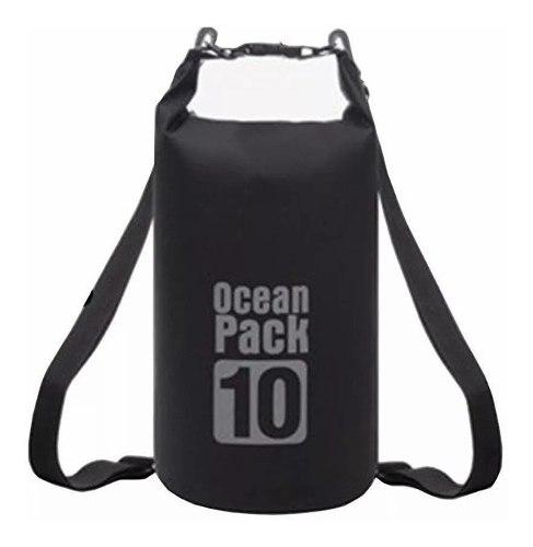 Mochila De Viaje Impermeable Para Rafting Playa