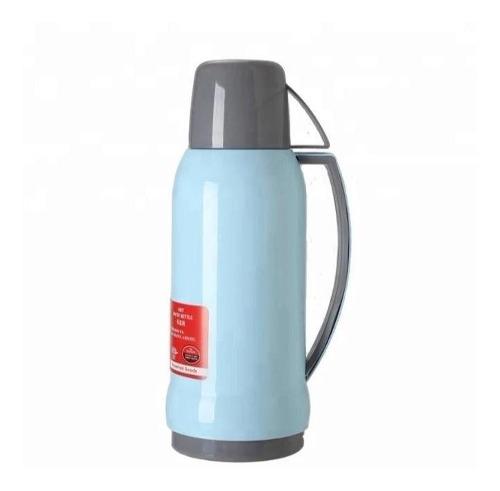 Termo Para Agua Caliente O Fria 1 Litro Interior Vidrio