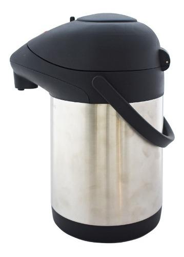 Termo Para Cafe Grande Acero Inoxidable Dispensador 2.5l