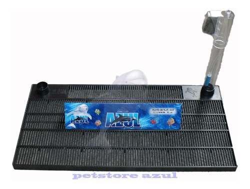 Filtro De Plataforma 50 Cm Para Pecera Acuario 40 Litros