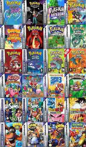Juegos De Game Boy Advance Para Celular Y Tablet Android