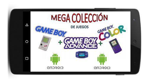 Juegos Game Boy Advance Gb Gbc Gba Coleccion Pc Android