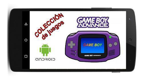 Juegos Game Boy Advance Gba Coleccion + De 220, Pc Y Android