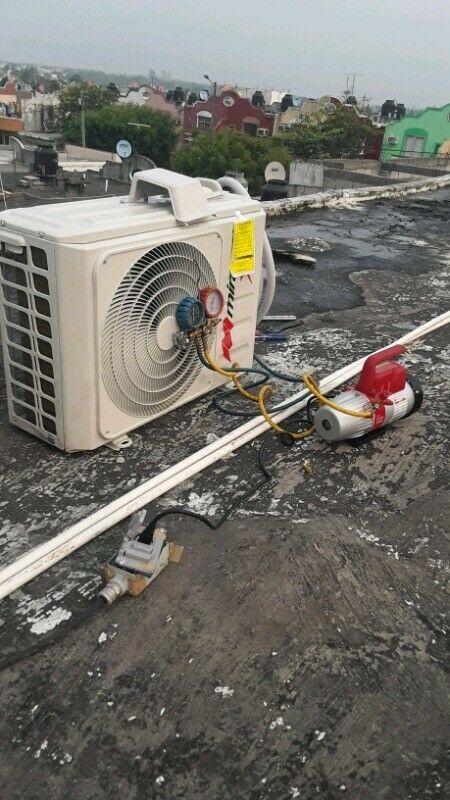 Reparación y Mantenimiento de Minisplit y Climas