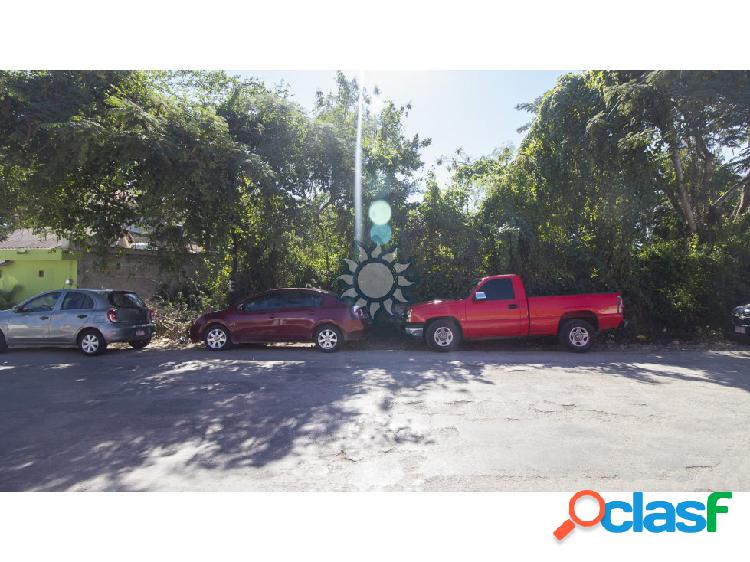 Amplio terreno en venta en Valladolid Yucatán