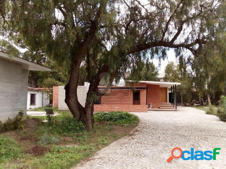 Casa en condominio en venta en San Luis Huexotla, Texcoco,