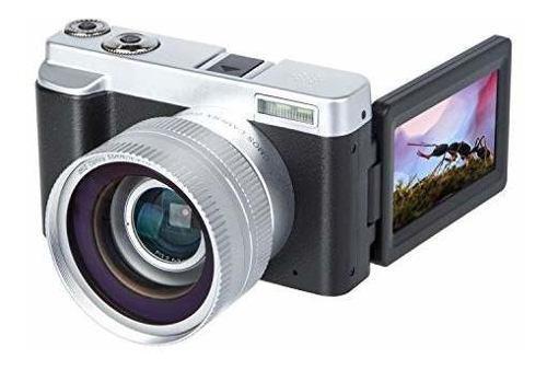 Cámara De Vídeo Videocámara Digital Videocámara Vlogging
