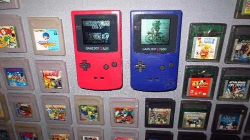 Consola Game Boy Color *reproduce Gameboy Y Game Boy Color*