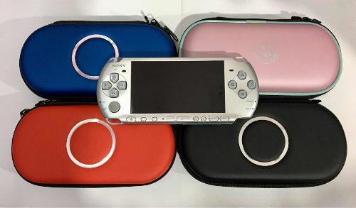 Estuche Protector Funda Para Sony Psp Fat Slim Nuevo Colores