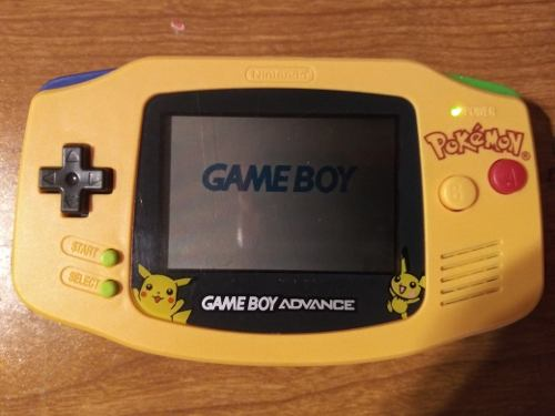 Game Boy Advance. Edicion Pokemon