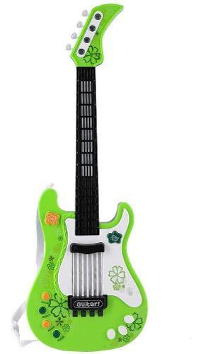 Multifuncional Niños Bajo Guitarra Juguete Niños