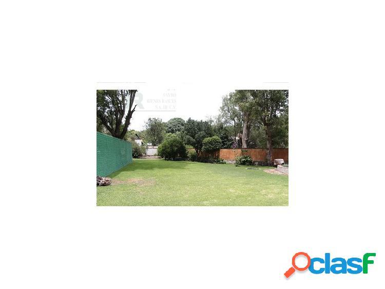 Terreno con uso de suelo Mixto en Venta en Tequisquiapan