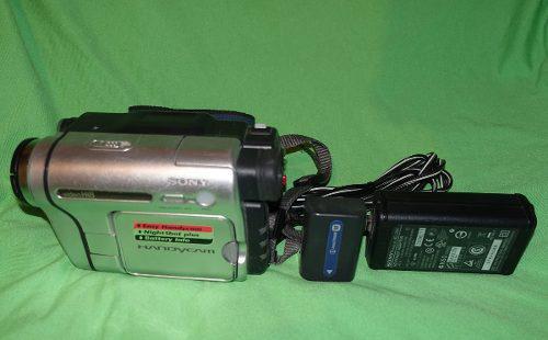 Videocamara Sony 8mm Hi8.analoga