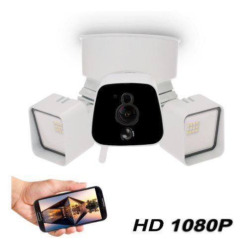 Videocámara Con Reflector Wifi De Cámara De Reflector