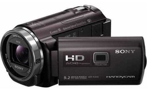 Videocámara Sony Pj540 Video Cámara Nueva
