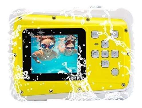 Vmotal Videocámara De Cámara Digital A Prueba De Agua Con