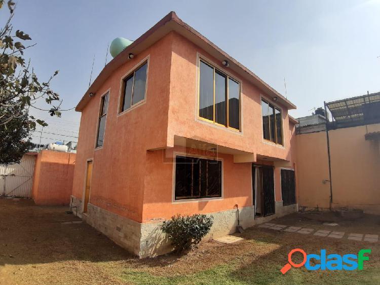 casa en venta Ixtapaluca colonia tlayehuale, casa en venta