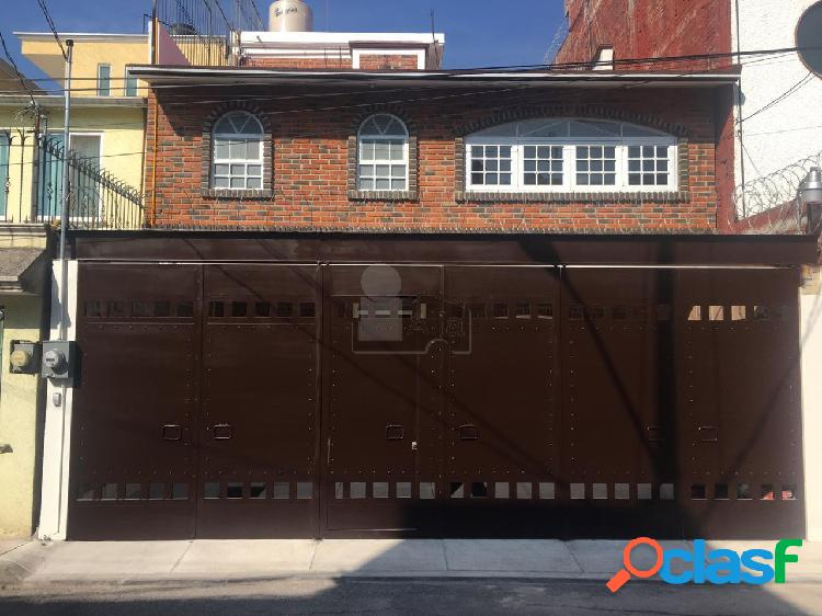 casa en venta en xochimilco barrio 18, casa en venta
