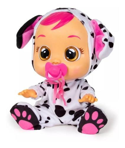 Cry Babies Dotty Bebes Llorones Lágrimas Reales Sonidos / H