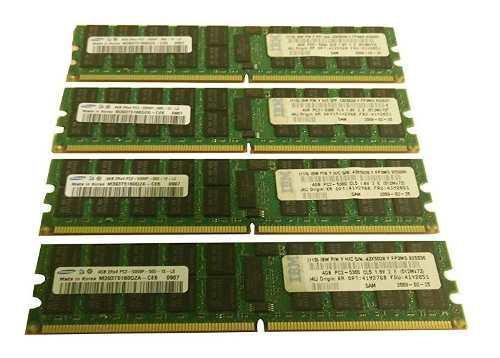 Ddr2 2 Gb Server Pc2_5300p P/n 405476-051
