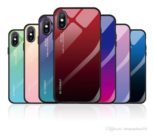 Funda Cristal Case Cover Xiaomi + Vidrio Templado Regalo