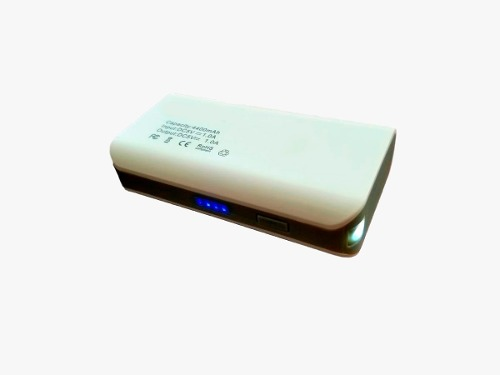 Power Bank Bateria Portatil  Mah (incluye Luz Led)-dosyu