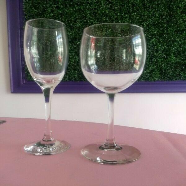 Renta de cristalería para eventos Puebla