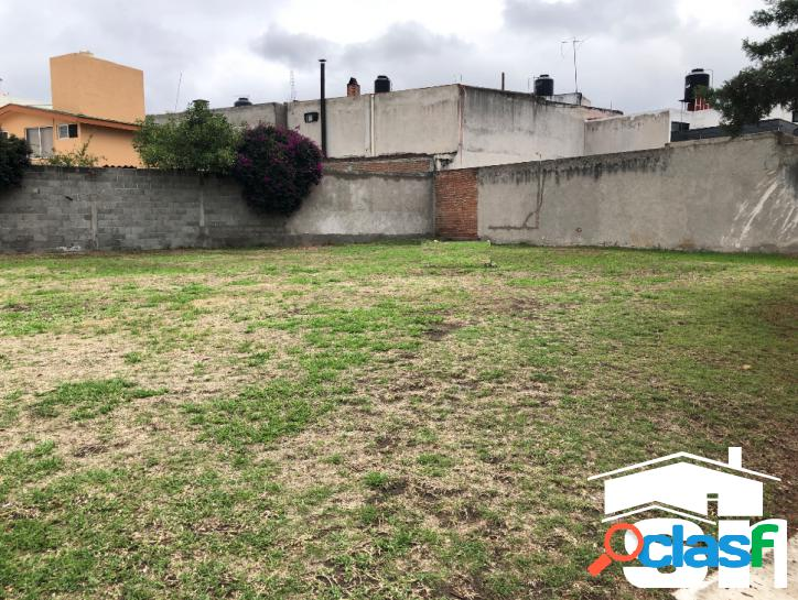 Terreno en Venta en Barrio de Arboledas ST-1914B