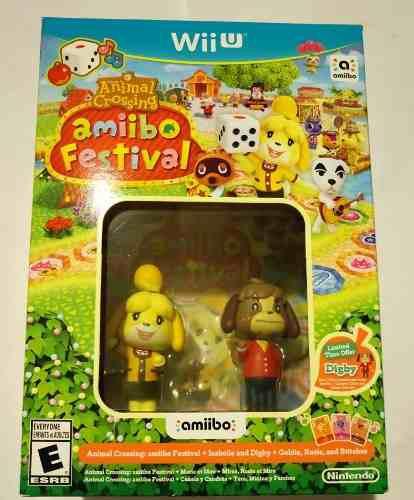 Amiibo Festival Videojuego Amiibos Videojuego Y 3 Tarjetas.