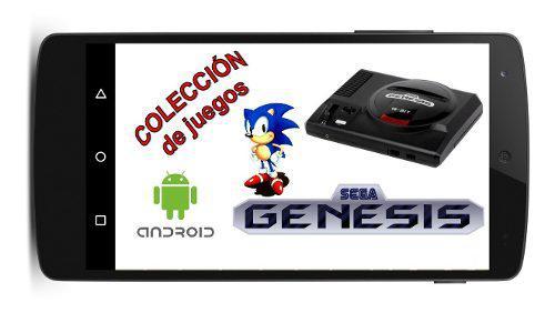 Juegos Sega Genesis Megadrive Coleccion 1200 Pc Y Android
