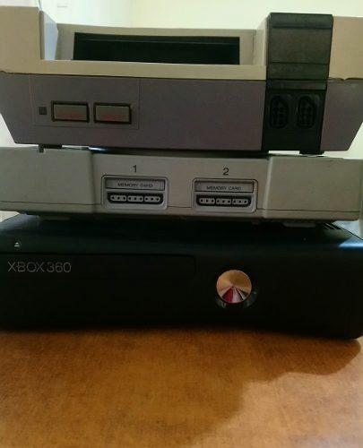 Lote De Consolas De Videojuegos Para Reparar O Refacciones
