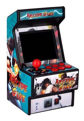 Rhac01 Portable Retro - Juego De Consola De Videojuegos Port