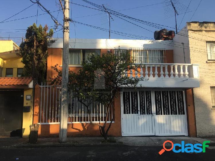 casa en venta en coyoacan colonia educación, casa en venta