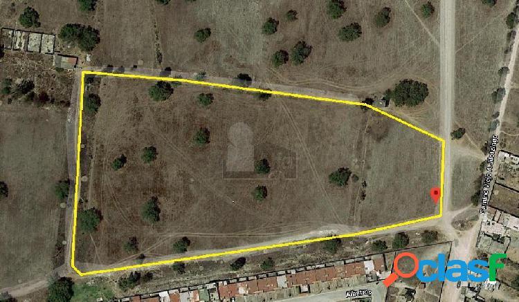 terreno en venta terreno en venta en zumpango en barrio de